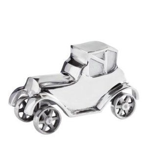Pier 1 Vintage Style Aluminum Car Metal Decor